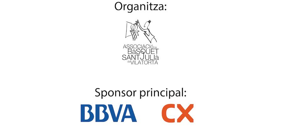 BBVA CX - Patrocinador principal