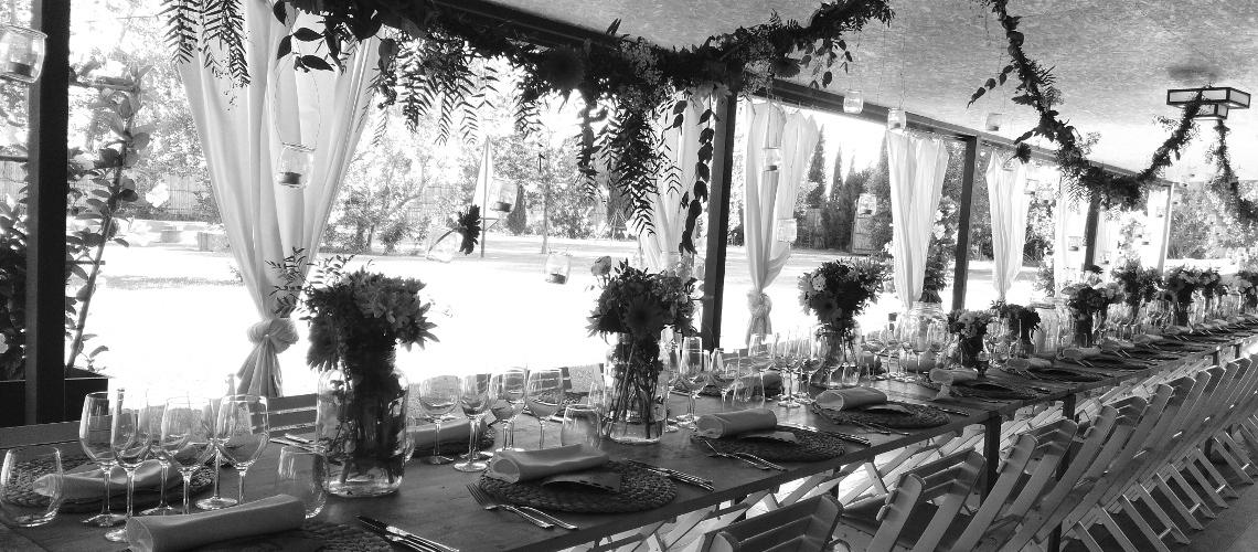 Banquetes y catering